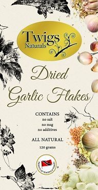 Dried Garlic