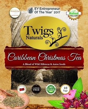 Caribbean Christmas Tea