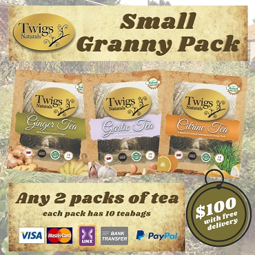 Small Granny Pack Tea Subscription