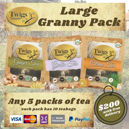 Large Granny Pack  Tea Subscription